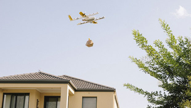 drone deliveries eventually will take their place among a growing assortment of delivery methods