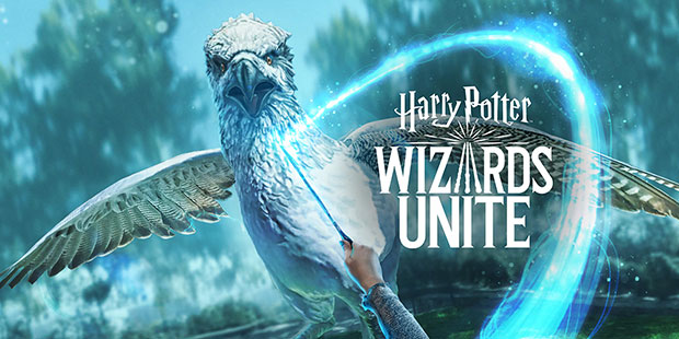 harry potter wizards unite game includes optional augmented reality features