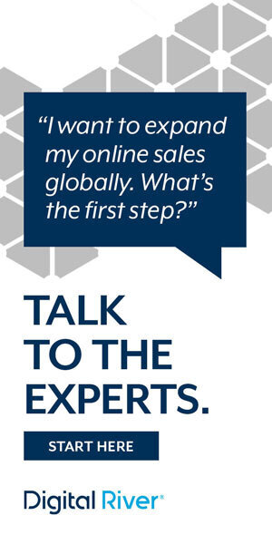 Digital River - Talk to the Experts